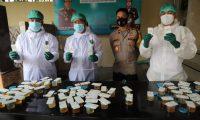 Hasil Tes Urine 100 Personel Polres Tanjung Perak Semuanya Negatif