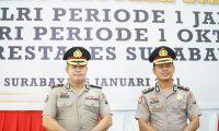Selamat dan Sukses, Kasubag Humas Polrestabes Surabaya Jabat Kapolsek Tambaksari