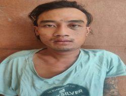 Polisi Ringkus Spesialis Pencuri Kabel Air Mancur Jembatan Suroboyo