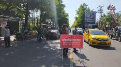 Polres Ngawi Gelar Ops Yustisi Penerapan dan Penegakan Prokes Selama Masa PPKM Level 3