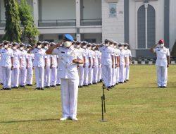 Siswa TNI AL Dikmaba Angkatan Ke-40 Gelombang 2 Selesai Mengikuti Pendidikan di Kodikdukum Kodiklatal