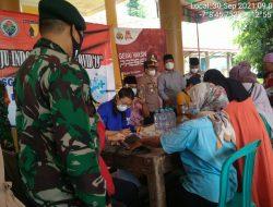 Optimalkan Pencapaian Vaksinasi Di Wilayah Kec Modung Kab Bangkalan