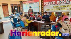 """Giat """"POLBINDES SEMERU"""" Polsek Porong Dilaksanakan Di 3 Titik / Lokasi"""